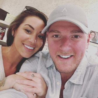 Samantha Ludy NFL Pat McAfee's Girlfriend