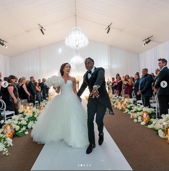 Wedding Altar Wiki: Davante Adams' Wife Devanne Villarreal (Bio, Wiki