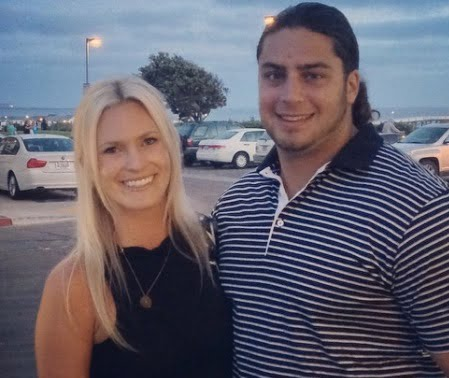 Kerra Schroeder NFL David Bakhtiari's Girlfriend