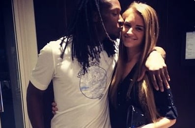 Jennifer Lemmons NFL DeAndre Hopkins' Ex-Girlfriend
