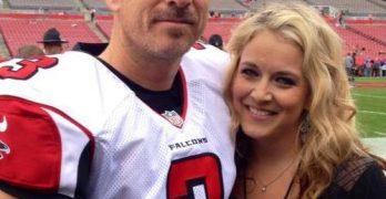 Melissa Bryant NFL Matt Bryant's Wife