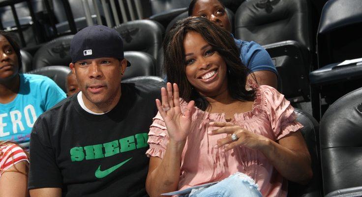 Alvin Whitney NFL Pam Oliver' Husband