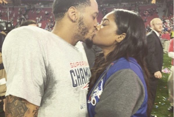 Cecelia Champion NFL Patrick Chung's Wife
