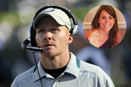 Jamie  McDermott  NFL Sean McDermott's Wife