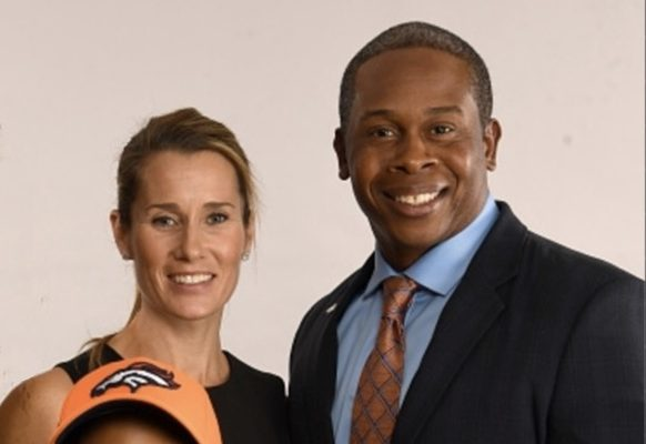 Holly Joseph NFL Vance Joseph's Wife