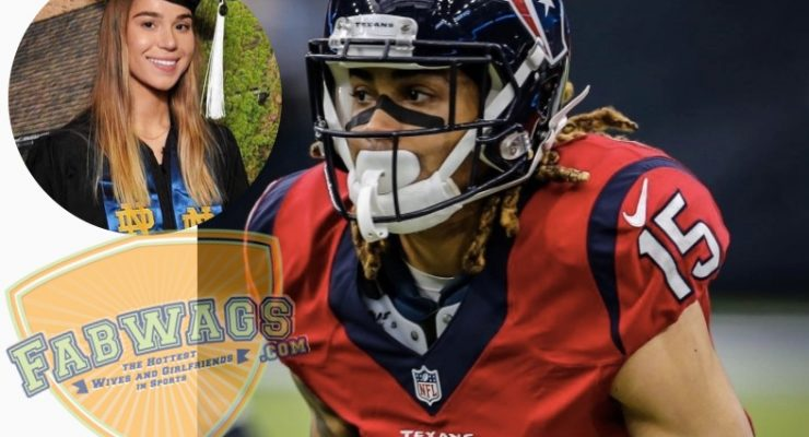 Danielle Filgueira NFL Will Fuller's Girlfriend