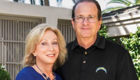 Susie Spanos Chargers Dean Spanos' Wife