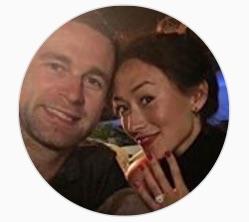 Katrina Kim NHL Brent Connolly's Girlfriend