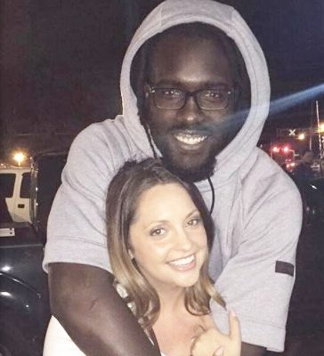 Nicole Hartzer/ Ocin Lee NFL De'Vondre Campbell's Girlfriend