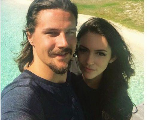 Melinda Currey NHL Erik Karlsson's Wife