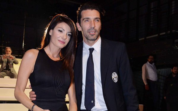 Gianluigi Buffon's New Girlfriend Ilaria D'Amico