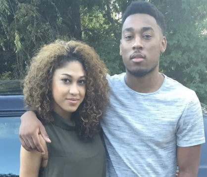 John Gillon's Girlfriend Simone Danae