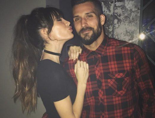 Patrizia Ruiz Soccer Miguel Angel Moya's Wife