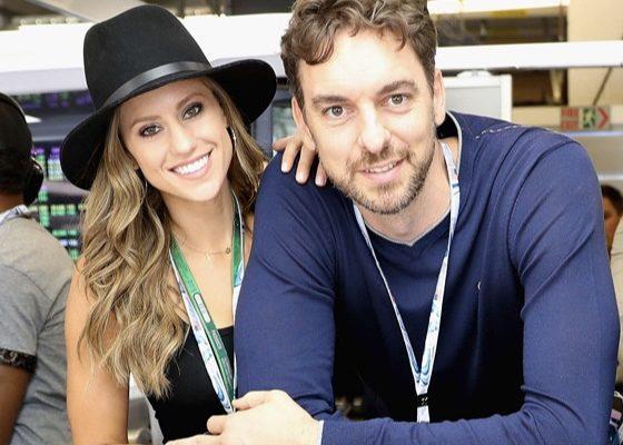 Catherine McDonnell NBA Pau Gasol's New Girlfriend