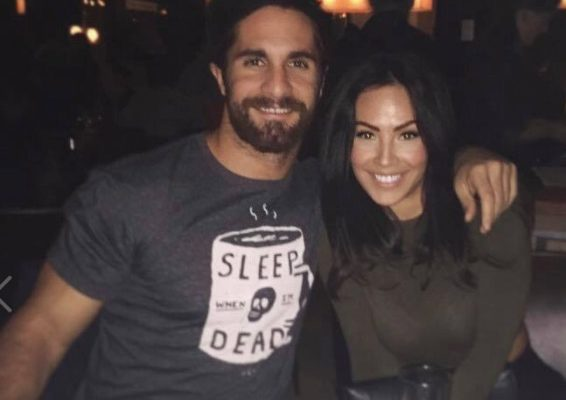 Sarah Alesandrelli WWE Seth Rollins' New Girlfriend