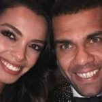 Dani Alves's New Girlfriend Joana Sanz