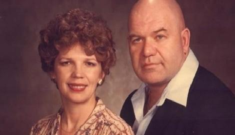 Pat Steele WWE George The Animal Steele's Wife
