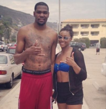 durants neck christian girl personals Kevin durant and his girlfriend/fiancee monica wright are supposedly taking a break in their relationship.