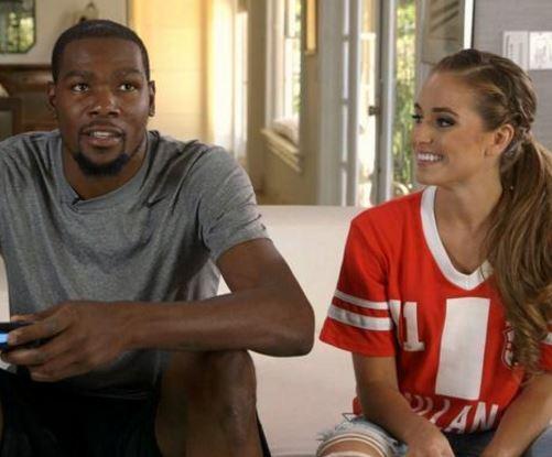 Jasmine Shine NBA Kevin Durant's Girlfriend (Bio, Wiki)