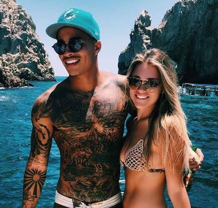Maddy Thomas Kenny Stills Girlfriend