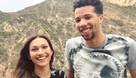 Tia Shah NBA Michael Carter-Williams' Girlfriend