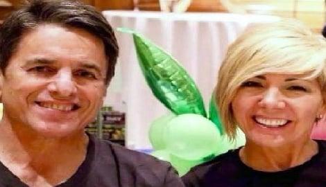 Kim Adamle Sportscaster Mike Adamle's Wife