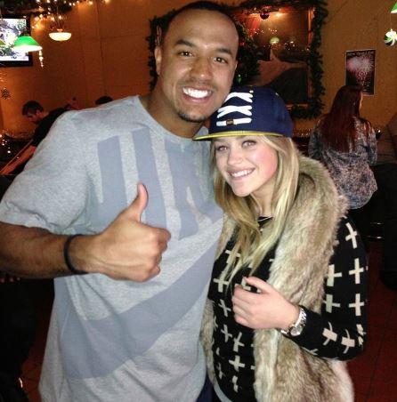 Kenny Stills' Girlfriend Maddy Thomas (Bio, Pics, Wiki)