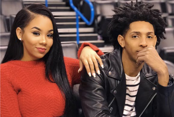 Aaleeyah Petty NBA Cameron Payne's Girlfriend