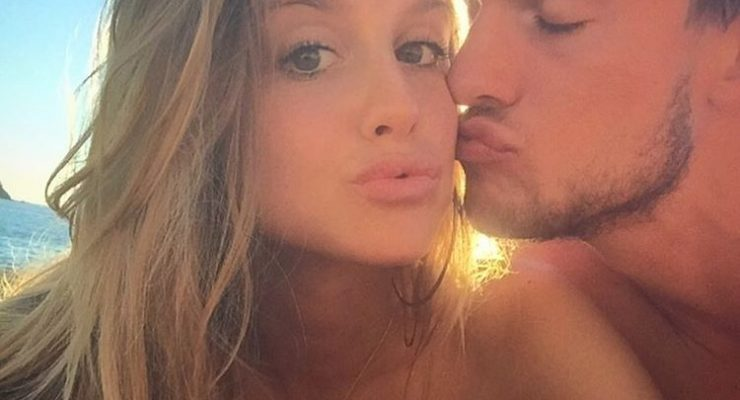Michela Persico Soccer Daniele Rugani's Girlfriend