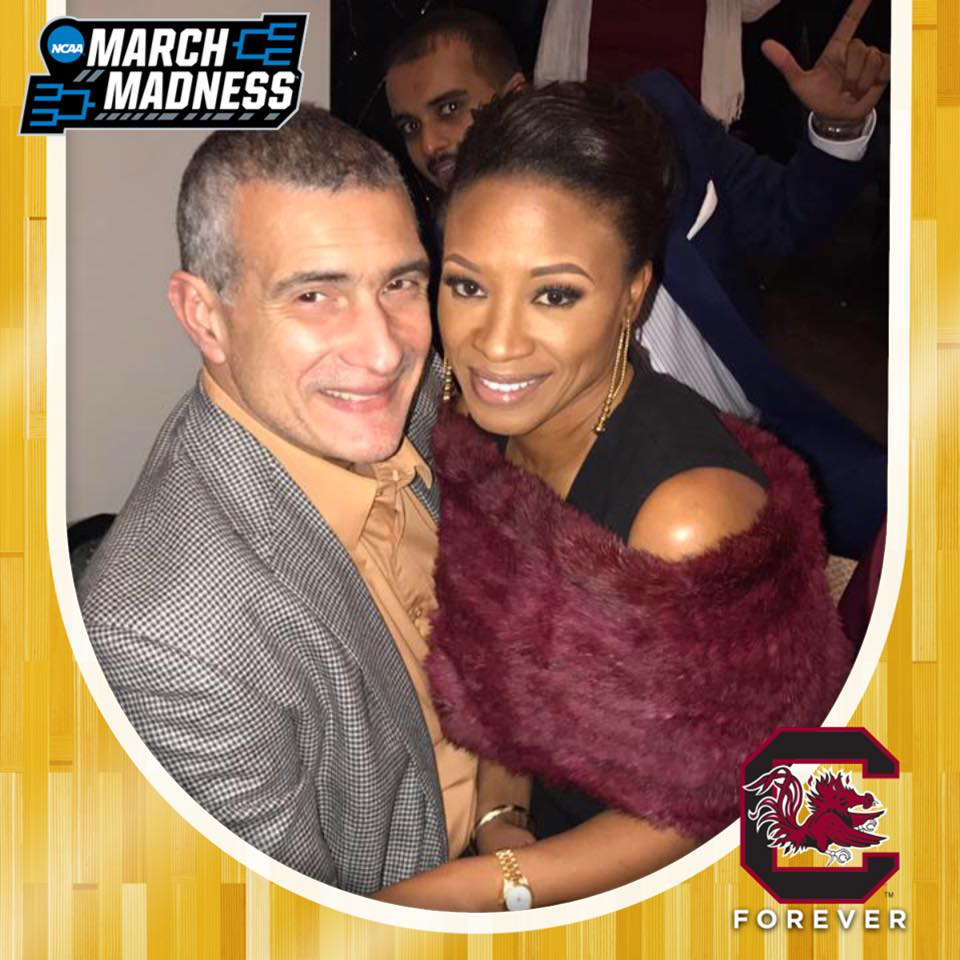 Anya Martin Gamecocks Coach Frank Martin's Wife