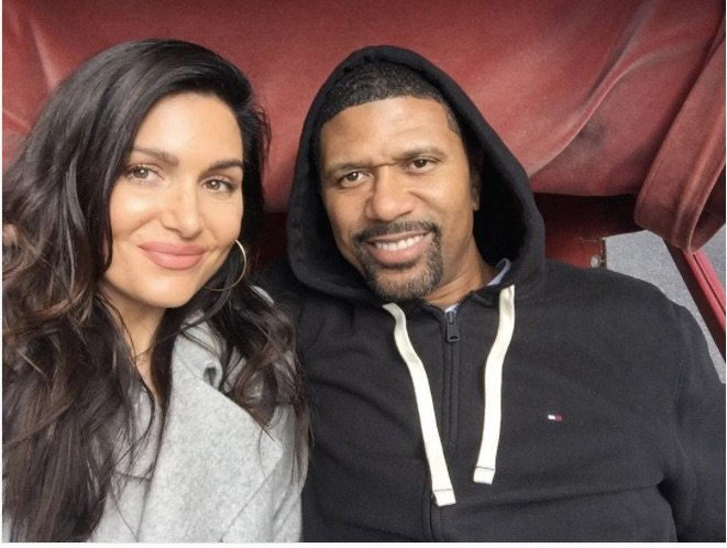 Jalen Rose's Wife ESPN Hot Anchor Molly Qerim