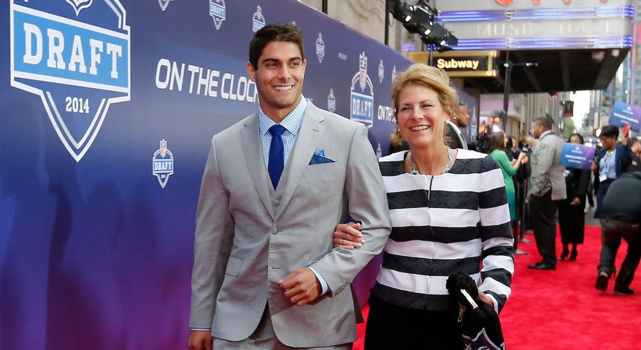 Jimmy Garoppolo's Mother Denise Garoppolo
