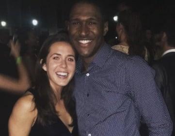 Jordan Mathews' Girlfriend Kelly Fitzgerald