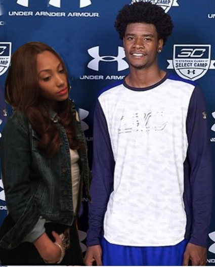 Josh Jackson's Girlfriend Kysre Gondrezick