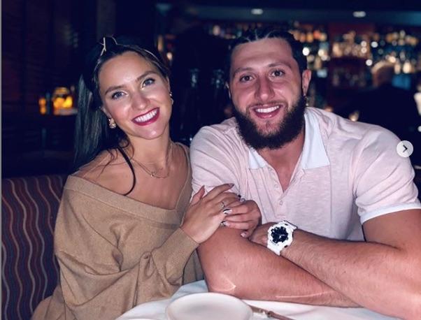 Meet Jusuf Nurkić's Girlfriend Emina Duric