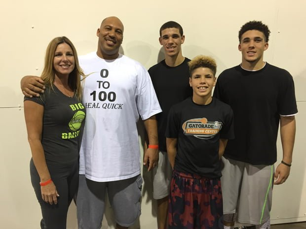 f299dfa08 Tina Ball UCLA Lonzo Ball s Mother (Bio