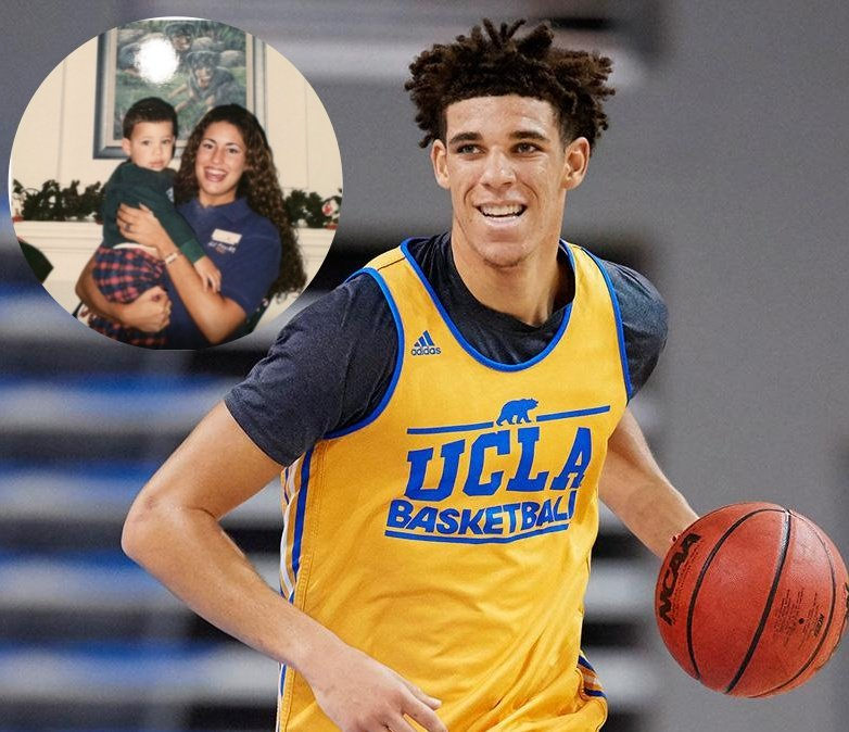 Tina Ball Lonzo Ball's Mother