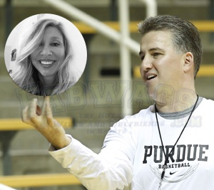 Jerri Painter Purdue Matt Painter's Ex-Wife