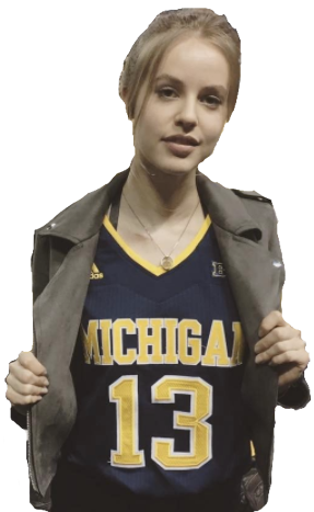 who is michigan moritz wagner s photos