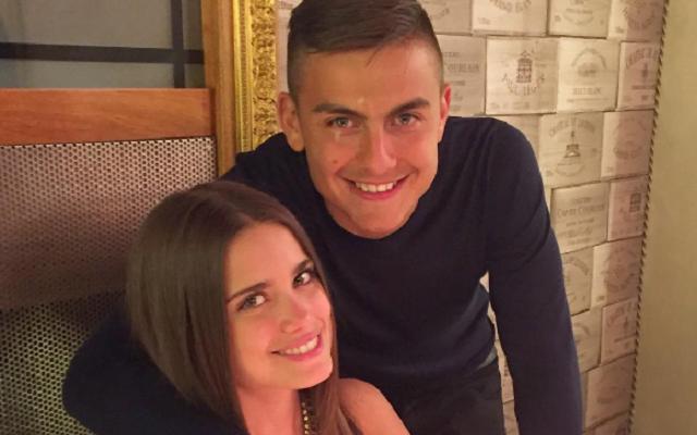 Antonella Cavalieri  Soccer Paulo Dybala's Girlfriend