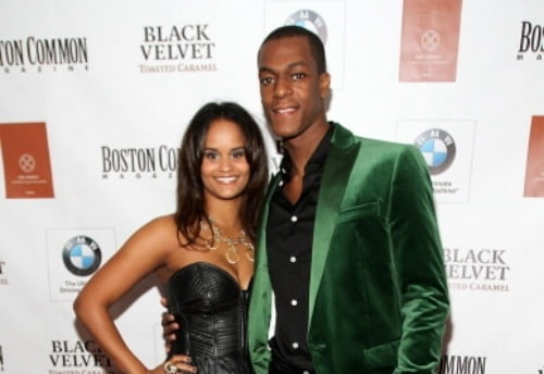 Rajon Rondo's Girlfriend Ashley Bachelor