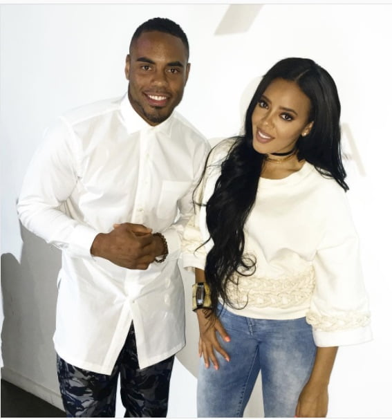 jennings single parents Dwts' rashad jennings opens up about his relationship  art or learn something new every single off season and  that's when i was able to buy my parents a.