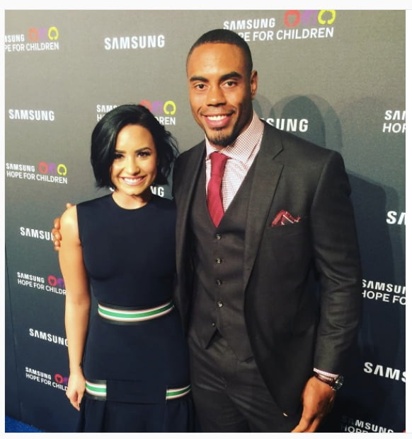 jennings dating Rashad jennings jennings in 2014 no 23, 27 position: running back: personal information born: march 26, 1985 (age 33) forest, virginia: height: 6 ft 1 in (185 m.