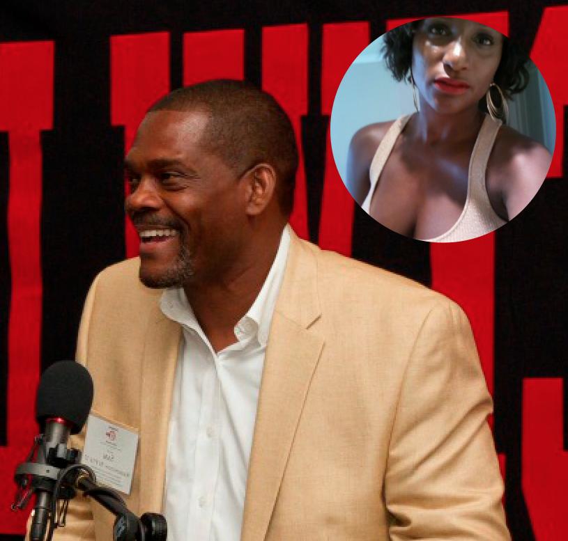 Lamarra George NFL Sam Washington's Girlfriend