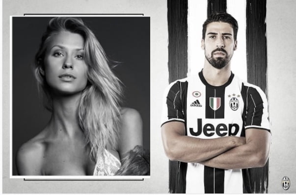 Kimberley Mens Sami Khedira's Rumored Girlfriend