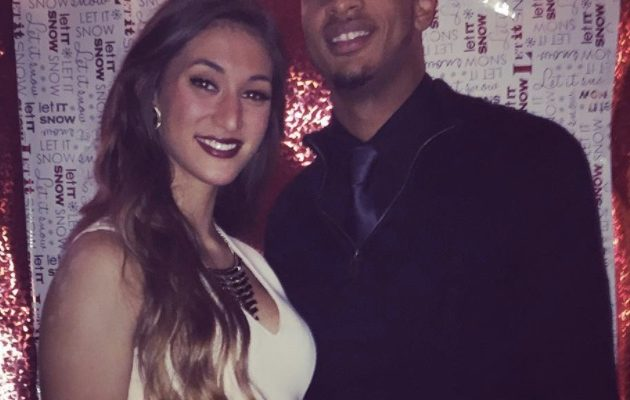 Sam Epenesa Purdue Vincent Edwards' Girlfriend