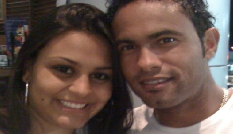 Ingrid Calheiros Oliveira Goalkeeper Bruno Fernandes' Wife