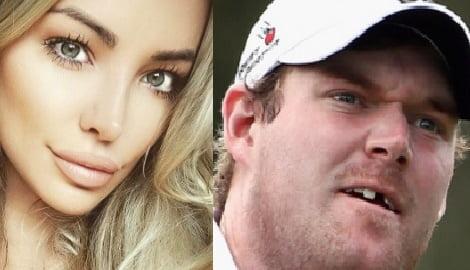 Golfer Grayson Murray's Motivaton Lindsey Pelas