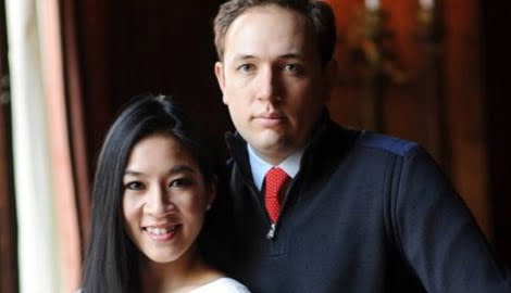 Michelle Kwan's Husband Clay Pell