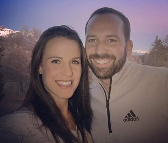 Angela Akins Golfer Sergio Garcia's Girlfriend/ Fiancee